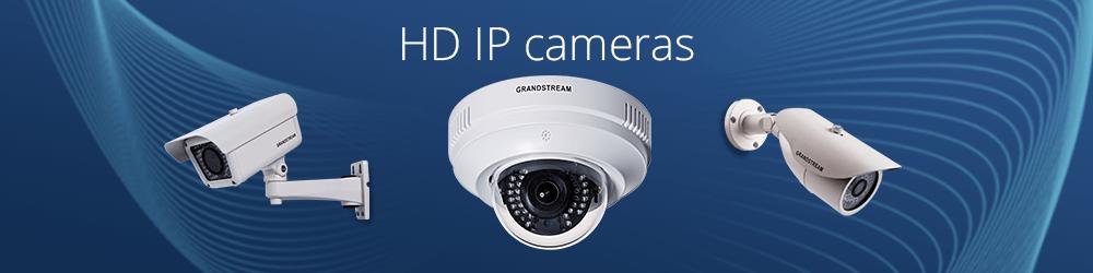 HD IP Cameras — Grandstream India